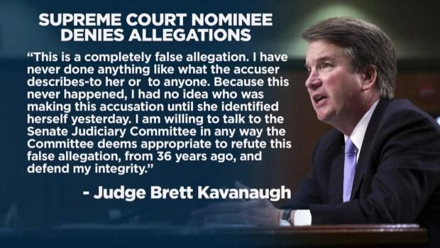 [TLMD - MIA] Kavanaugh y supuesta víctima dispuestos a declarar