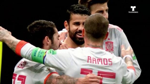 [World Cup 2018 PUBLISHED] Informe: ¿Cómo llega España a octavos de final?