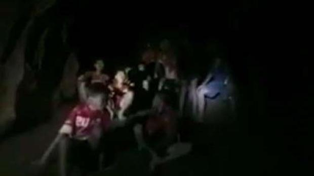 [TLMD - LV] Niños no saldrán al mismo tiempo de la cueva