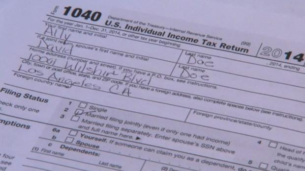 Alternativas de extensión en sus impuestos