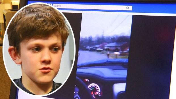 """Niño acusado de """"bullying"""" y el castigo se hace viral"""