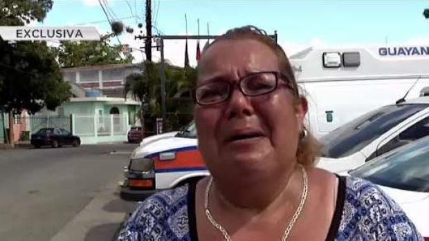 [TLMD - PR] Padre atropella a su bebé cuando salía de su casa