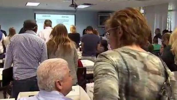 [TLMD - MIA] Recuento manual de votos en Broward y Miami-Dade