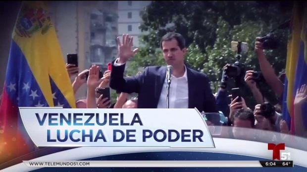 [TLMD - MIA] Se agudiza la lucha por el poder en Venezuela