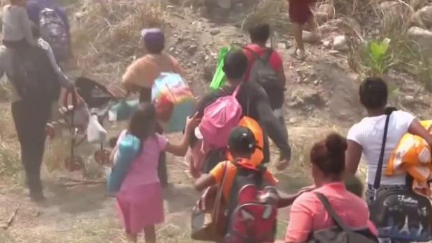 [TLMD - MIA] Cubanos varados en México en un nuevo limbo jurídico