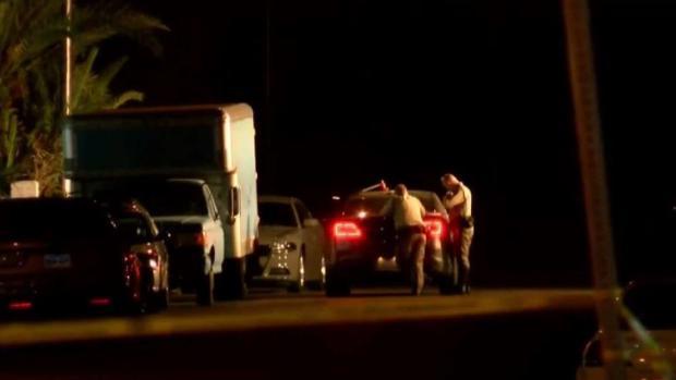 [TLMD - LV] Hombre termina herido tras tiroteo de la policía de Las Vegas