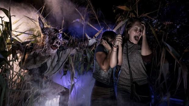 Regresan las noches embrujadas de Universal Orlando
