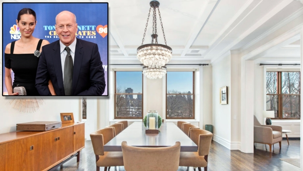 En tiempo récord: venden ultralujoso penthouse de Bruce Willis en NY