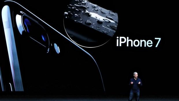 Lo nuevo de Apple: iPhone 7 más potente y resistente al agua