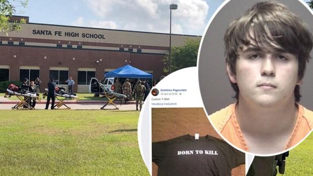"""""""Nacido para matar"""": quién es el sospechoso de matanza escolar en Santa Fe"""