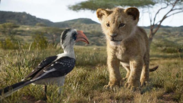 "Disney presenta el primer tráiler completo de ""The Lion King"""