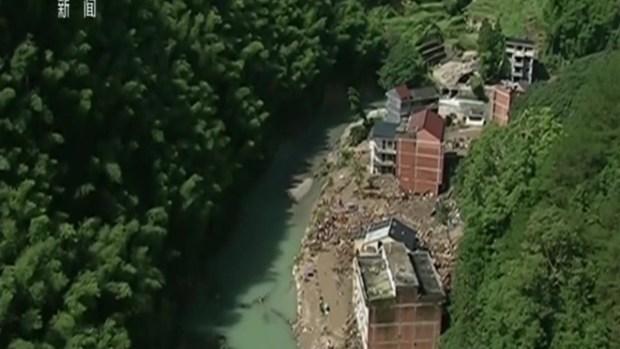 [TLMD - LV] Sube numero de muertos por poderoso tifon Lekima China