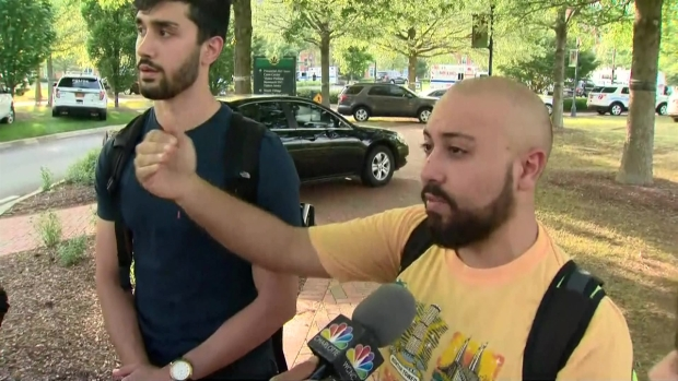 [TLMD - LV] Reacciones a tiroteo en Charlotte