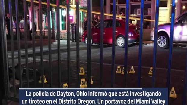 [TLMD - LV] Nueve muertos tras tiroteo en Ohio