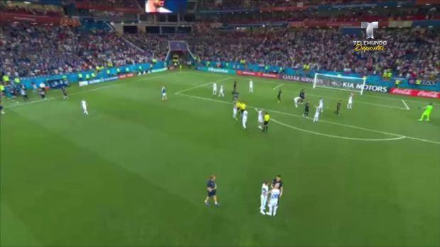 [World Cup 2018] Croacia clasifica invicto a octavos de final