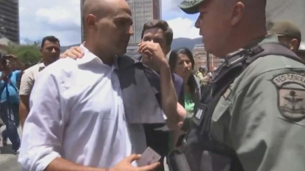 Periodista de Telemundo secuestrado ya había sido agredido en Venezuela