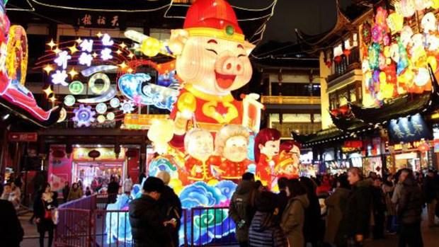 Lo que trae el Año Nuevo Lunar del cerdo
