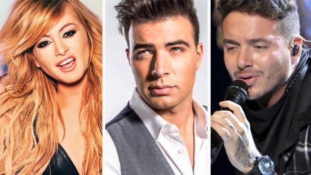 Fotos: Artistas que cantarán en Premios Tu Mundo