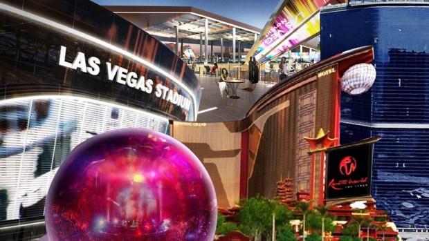 2020: año de cambio radical para el panorama del Strip de Las Vegas