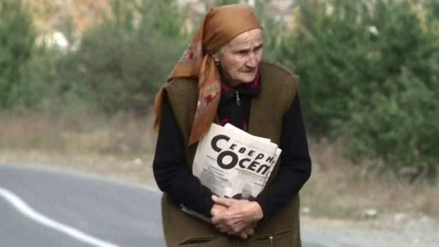 Ekaterina, la repartidora de cartas más anciana de Rusia