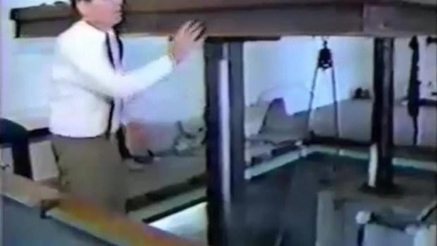 [TLMD - LV] Revelan video del túnel del Chapo entre EEUU y México