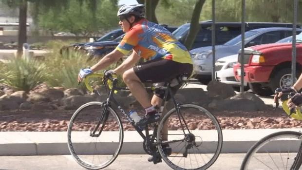 Policía de caminos quiere concientizar sobre ciclistas