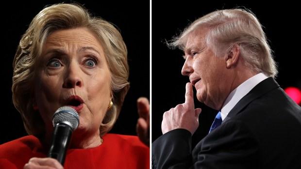 Mentiras y verdades: lo que dijeron Clinton y Trump