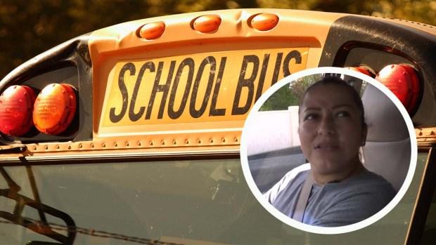 [TLMD - LV] Dice que autobús del CCSD dejó a su hija de 6 años en la parada equivocada