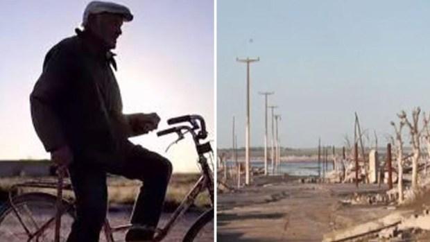 La increíble historia del pueblo fantasma y el anciano que lo custodia