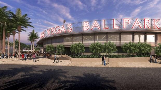 Así lucirá el nuevo estadio que se construirá en Las Vegas