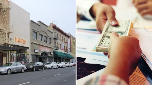 """Dinero gratis por un año: esta ciudad te regala """"un sueldo"""""""
