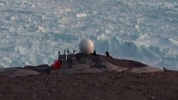 Como nunca los viste: los glaciares que se encogen