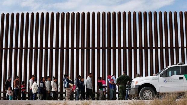 Denuncian nuevas separaciones de familias en la frontera
