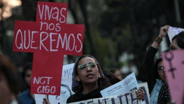 Violencia extrema contra mujeres rompe récord