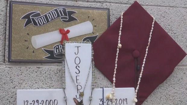 [TLMD - LV] Madre recuerda a hijo que murió atropellado a un mes de su graduación