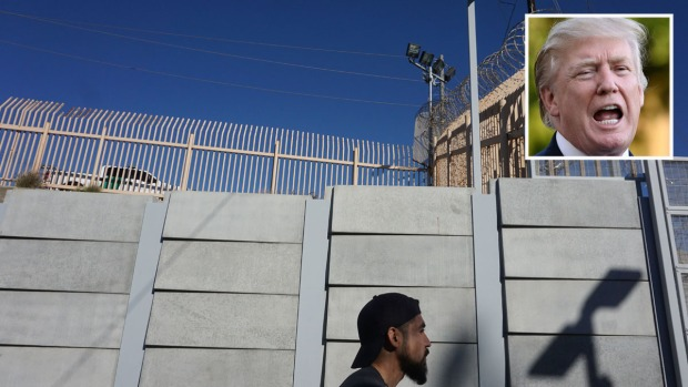 Comité del Congreso aprueba 10 mil MDD para muro fronterizo