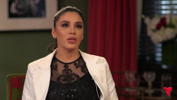 """La esposa de """"El Chapo"""" aclara que ella no participa en negocios ilícitos"""