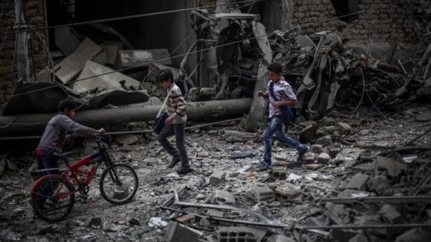 Lo que sufren los hijos de ISIS