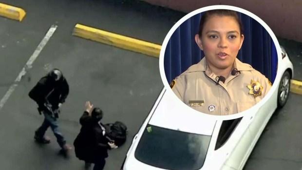 [TLMD - LV] Hispana recibirá un homenaje por parte de la Policía Metropolitana