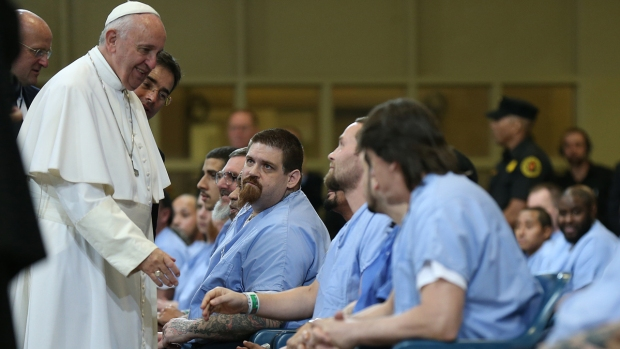 En Fotos: La visita del Papa Francisco