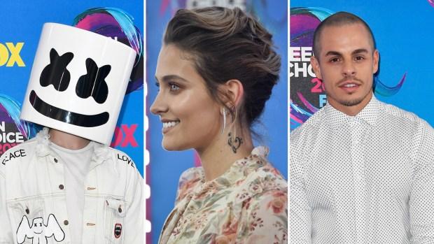 Los looks más criticados de los Teen Choice Awards 2017