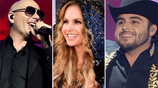 Las estrellas que cantarán en los Latin American Music Awards