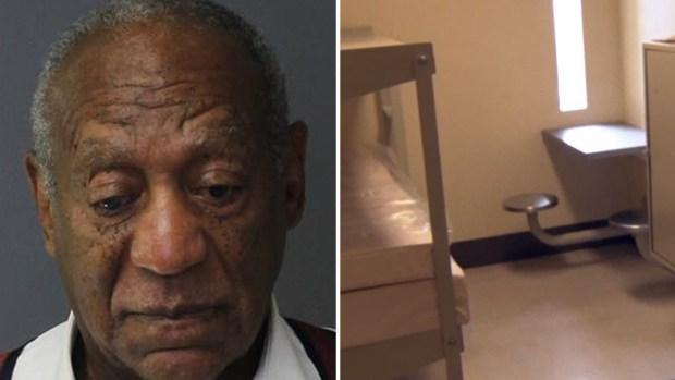 """De """"Papá de América"""" a reo: cómo pasa sus días Bill Cosby"""