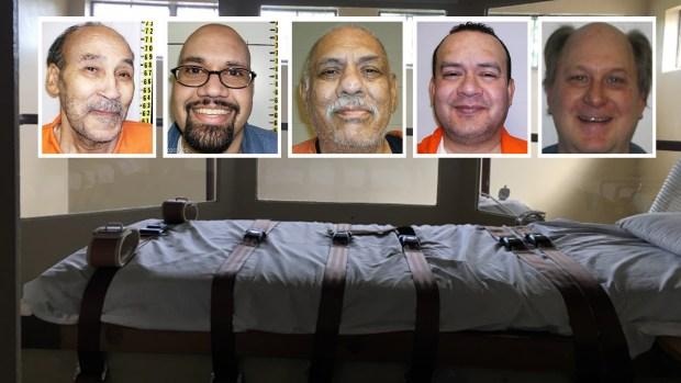 Esperando por la muerte: rostros de la pena capital en Nevada