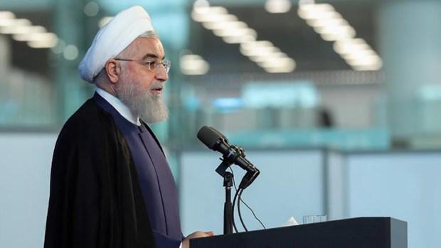 Lo que dijo Ruhani en respuesta a Trump