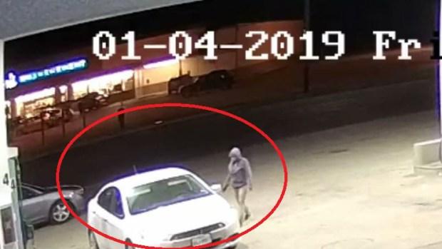 Revelan video de sospechosa secuestrando a bebé