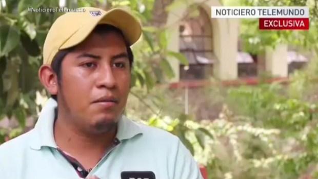 Sobrevivientes de Ayotzinapa hablan de trágica noche
