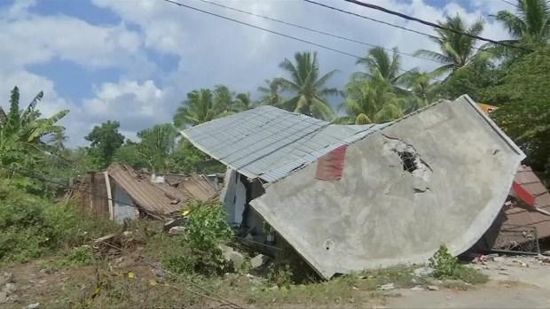[TLMD - LV] Nuevo temblor afecta a miles en Indonesia