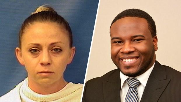 Arrestan a la oficial que se confundió de apartamento y mató a su vecino, según la policía