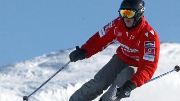 Video: El estado de Schumacher es estable